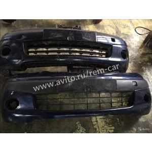 Передний бампер ниссан ноут 62022-9U040